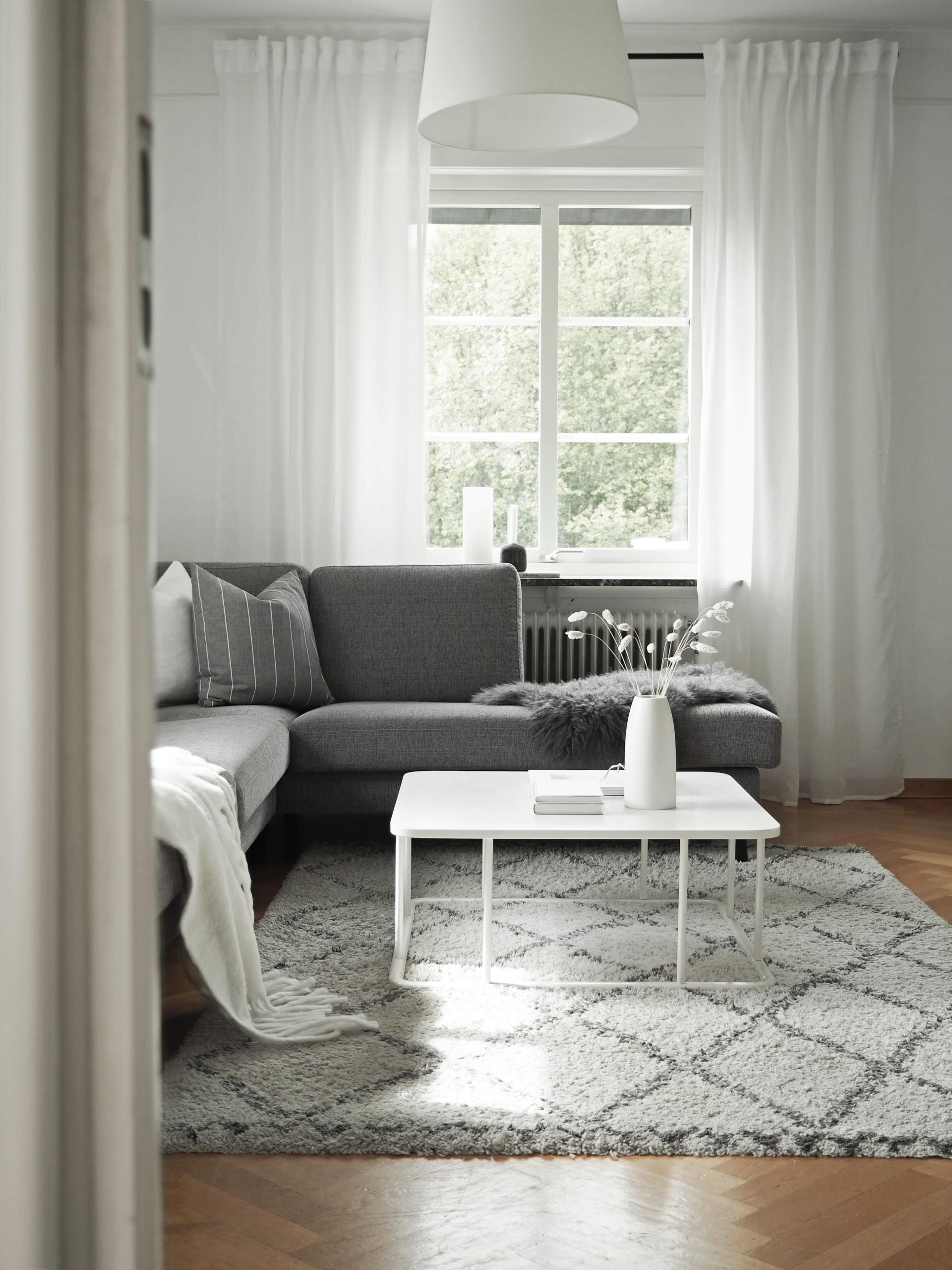 Inredning Homestyling Styling Skellefteå Inredningskonsult Emelie Jäder Fanny Granström Stylat.nu Stylat inredningsinspiration vardagsrum grå soffa